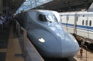九州新幹線N700系みずほ・さくら